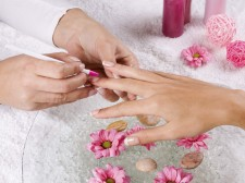 Manikúra - úprava nehtů