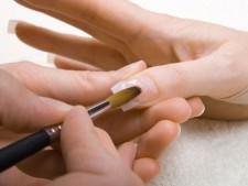 Akrylové nehty - aplikace